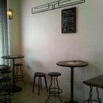 il Bar CENTRAL BANCO - 店内