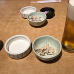 Kewaike - ビールとお通し