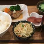 水玉カフェ - 料理写真:
