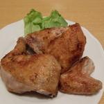 鳥せい - 料理写真:若どり炭火焼き