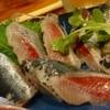 いわしや自来也 - 料理写真:鰯刺身