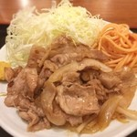 みさち屋 - 生姜焼き