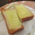 ドトールコーヒーショップ - チーズトースト