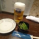 49403194 - 生ビール(¥550)