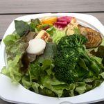 穂穣 - 野菜ランチ
