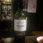ワインカフェ 大森 - ワイン