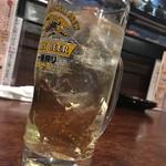 居酒屋 夕顔 - ハイボール