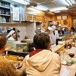 大興寿司 - 店内