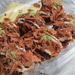 小池菓子舗 - たこ焼き
