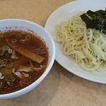 佐高 - ツケ麺の麺少なめ‼
