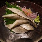 49409912 - 鱗がない、秋田の県魚はたはた!