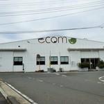 エコモ レストラン - ecomoの建物