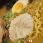 麺屋 雪風 - 鶏チャー