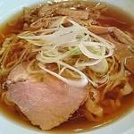 麺's HOUSE 繋 - 醤油(手もみ麺)