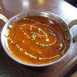 インド&ネパールレストラン WELCOME - マトンカレー♪