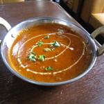 インド&ネパールレストラン WELCOME - キーマカレー♪