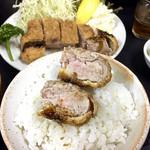 とんかつ宇田川 - ヒレ