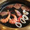 キッチンふじ - 料理写真:海鮮&肉