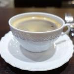 デセール ラ・フラムブルー - コーヒー