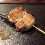 藏 - タラコ詰め蓮根、豚肉巻き