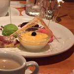 イタリアン食堂酒場 大手町厨房 - 幹事さんへのご褒美ドルチェ(^^)