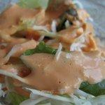 チタウンカフェ - サラダ