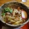 やなぎ家 - 料理写真:鴨南蛮800円