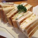 宏香 - 料理写真:ホットサンド