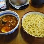 東池袋大勝軒 - 2016年4月 もりそば(小)700円