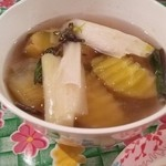 49424772 - 無農薬野菜のスープ