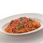 ピッツェリア リアナ - 自家製トマトソース