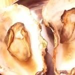 Kakitoshampankakibero - 焼いた牡蠣