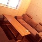 Kakitoshampankakibero - 2階の個室