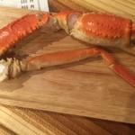Kakitoshampankakibero - 蒸した蟹
