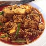 四川 - 料理写真:麻婆豆腐!辛うまっ!