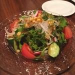 炭味坐 - sumizaサラダ