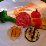 フランコベルゴ - 前菜