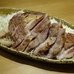 ぶためし  山ぶた - ☆お肉増量な大盛りにしてもらいました(#^.^#)☆