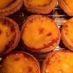 china cafe - 当店人気ナンバーワン‼︎優しい甘さのトロトロカスタードとサクサクパイがクセになるエッグタルト