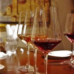 Italia Wine & Bar Cla' - ロゼワイン3種飲み比べ