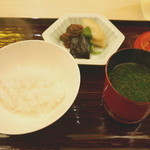 祇園 末友 - お食事