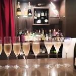 cafe&bar IVan - グラススパークリング
