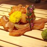 天我者 - 赤貝のお刺身✩︎⡱