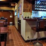 洋食の店 キッチンK - レトロな雰囲気です(2016年4月)