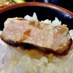 洋食の店 キッチンK - ポークソテー(2016年4月)