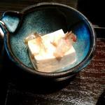 ごだいご - 小鉢の豆腐