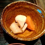 ごだいご - 煮物の小鉢