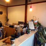 ドングリー コーヒースタンドと暮らしの道具店 - コーヒースタンド(2016.4月)
