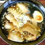 巧味家 - 料理写真:トロトロチャーシュー麺