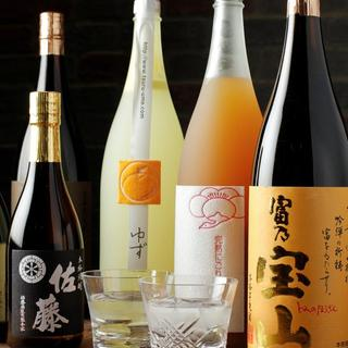 ワインから日本酒まで